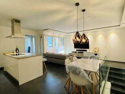 Exklusive Eigentumswohnung in sehr guter Lage von Höchst ++ 90 m² Gartenfläche ++