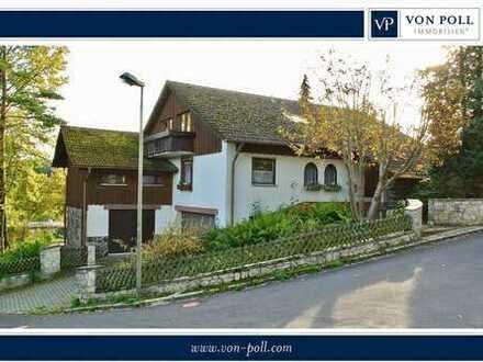 Einfamilienhaus in bevorzugter Wohnlage