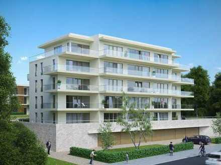 Neubau-Terrassenwohnung mit großem Garten!