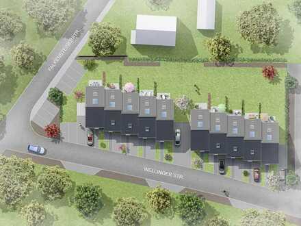 Neubau Reihenmittelhaus Nr.3 incl. Keller/2 Stellplätze/Hausanschlußkosten