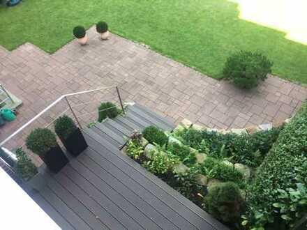 Erdgeschosswohnung mit Garten in MS-Geist