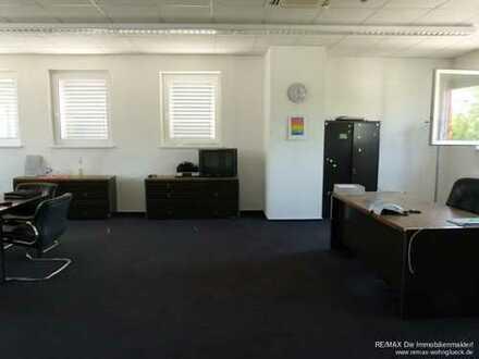 Büro und Lager in Nörlingen zu vermieten