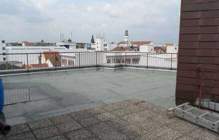 Über den Dächern der FT-City