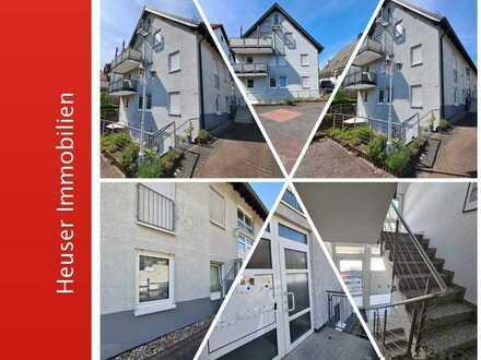 Sehr gut gelegene Eigentumswohnung mit Stellplatz und Balkon