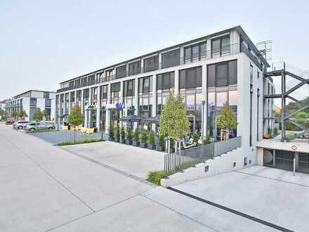 *Außergewöhnliches Ambiente *Design-Büros mit Privatsphäre