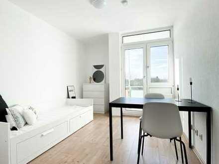 Frisch renoviertes 1- Zimmer-Appartement im Herzen von Germersheim