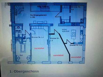 Gemütlicher WOHNTRAUM (möbliertes Mädchenzimmer in großräumiger WG)