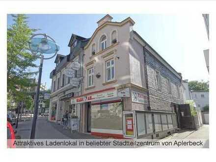 Attraktives Ladenlokal im beliebten Stadtteilzentrum von Aplerbeck