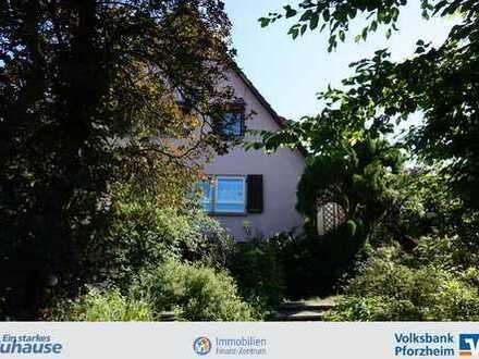 Älteres Haus - großer Garten - ideal für Heim- und Handwerker