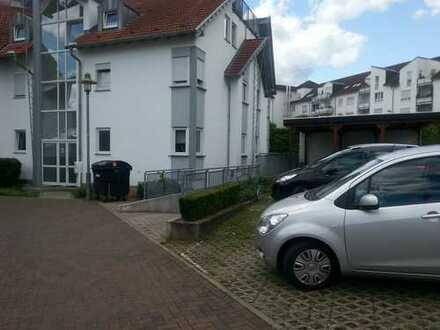 Exklusive, gepflegte 2,5-Zimmer-EG-Wohnung mit Garten und EBK in Bad Nauheim