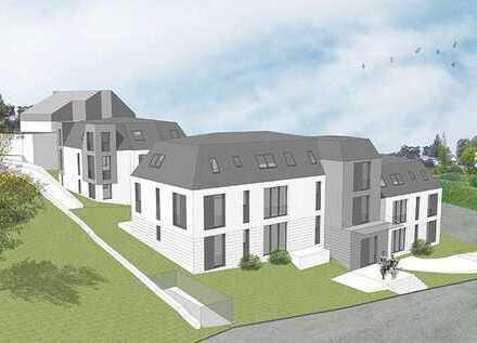 All Inclusive! Provisionsfrei - Exklusive Neubauwohnung im Dachgeschoss mit Aufzug und Südwestbalkon