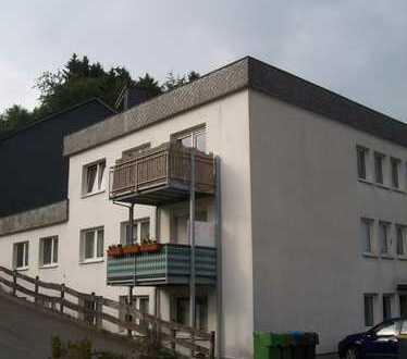 Schöne Erdgeschosswohnung mit Terrasse in Kierspe!