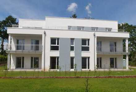 Top 4-Zimmer Neubauwohnung mit 300 m² Privatgarten plus 29 m² im UG