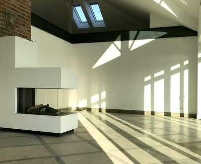 Exklusive Penthouse-Wohnung in einem detailverliebten Neubau