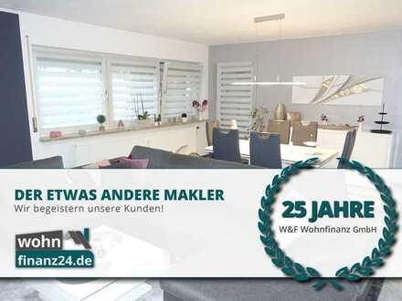 Sehr gepflegte Hochparterre-Wohnung mit Balkon und TG-Stellplatz!