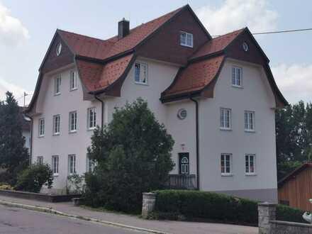Erstbezug nach Sanierung: helle 3-Zimmer-EG-Wohnung mit Einbauküche in Wildpoldsried vom Eigentümer