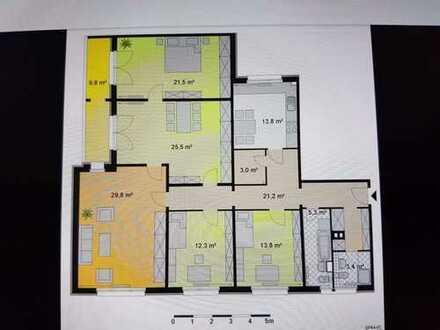 Nachmieter gesucht für 5-Zimmer-Wohnung mit Balkon in Friedrichsfelde (Lichtenberg), Berlin