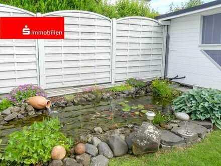 Sehr gepflegte Doppelhaushaushälfte mit Garten in Dornburg-Frickhofen