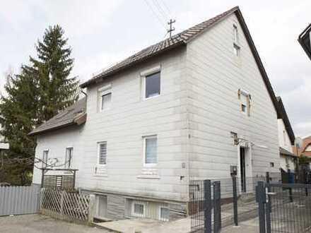 Modernisierte Doppelhaushälfte in Hechingen