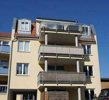 Zentrumsnahe 3-Zimmer-Wohnung mit Balkon und Stellplatz in Fleischervorstadt