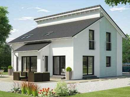 Belzig-Ihr massives Fertighaus-Wohngesund aus Ton-auf Wunsch auch mit Klimadecke!