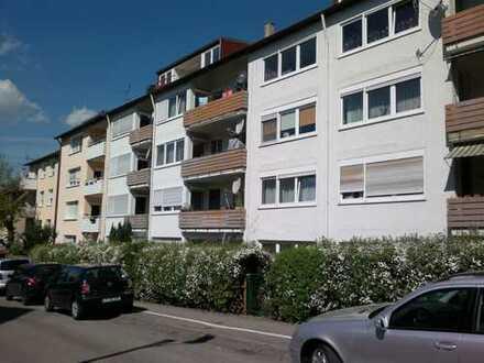 Sonnendurchflutete 2,5-Zimmer Wohnung mit Südblick - provisionsfrei