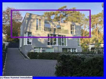 5 Zimmer Dachgeschosswohnung, Baujahr 2015, in sich separiert, in Rangsdorf