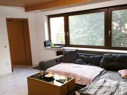 Gepflegte 3-Raum-Einliegerwohnung mit Terasse und Einbauküche in Knittlingen-Freudenstein