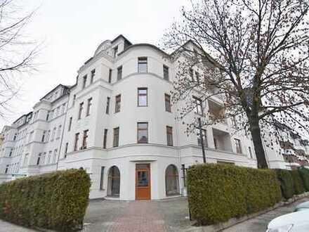 Großzügige Eigentumswohnung in ausgezeichneter Wohnlage auf dem Kaßberg!