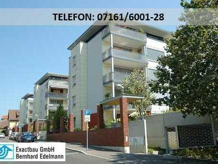 2-Zimmer-Wohnung mit Balkon in der Stadtmitte!