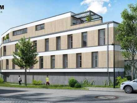 2-Zimmer-Neubauwohnung in bester Bühler Innenstadtlage!