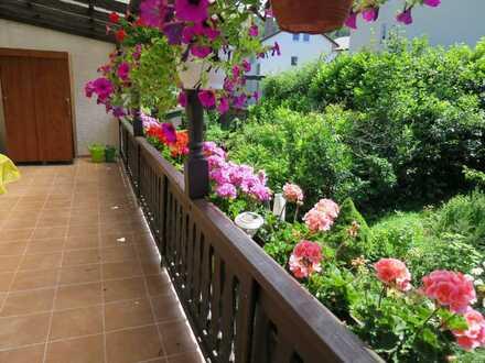 *** Dillweißenstein - Wohnung mit großem Balkon und toller Aussicht ***