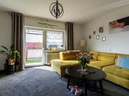 Schöne 3-Zimmer-Dachgeschosswohnung in Kösching
