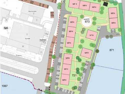 Baugrundstück zur Wohnbebauung mit ca. 11.447 m²