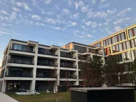 Exklusive 2-Zimmer-Penthousewohnung in unmittelbarer Nähe zur Promenade