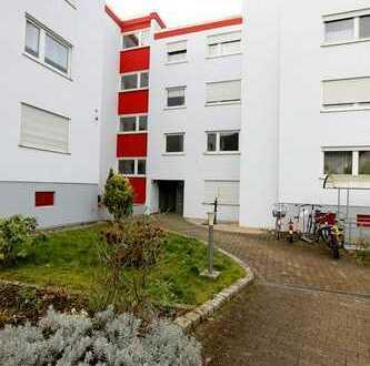 Fairmieten - Zentral gelegen in Neckargemünd: Attraktive 3-Zimmer-Wohnung mit Balkon