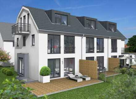 !!! Modernes Stadthaus (Neubau) mit großem ruhigem Garten !!!