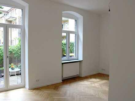 Mein neues Zuhause – Wohnen im Lindenhof: Saniertes 2-Zimmer-Apartment zu mieten!