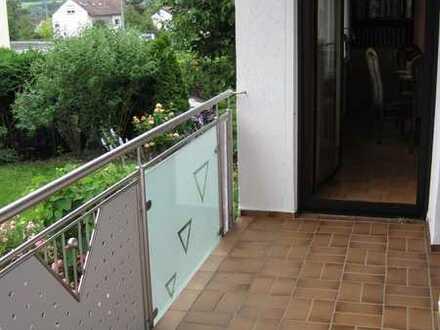 Zentrale 4-Raum-Wohnung mit Balkon und Garten in Wasseralfingen