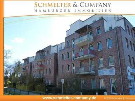 Gut an Singles vermietbar: Wohnung mit Süd-West-Balkon-Terrasse
