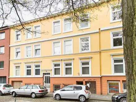 """Balkon- und Terrassenwohnung! """"Gardenloft"""" in fantastischer Eilbeker Szenelage zu verkaufen!"""
