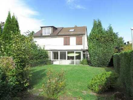 Einfamilien-Doppelhaushälfte in sehr ruhiger Lage in attraktivem Wohngebiet!