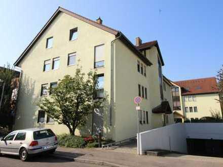 LB-West: voll möblierte 2-Zimmer Wohnung in ruhiger Lage