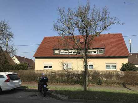 4-Familienhaus mit Scheuer und großem Grundstück