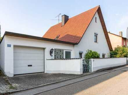 Renovierungsbedürftiges Einfamilienhaus
