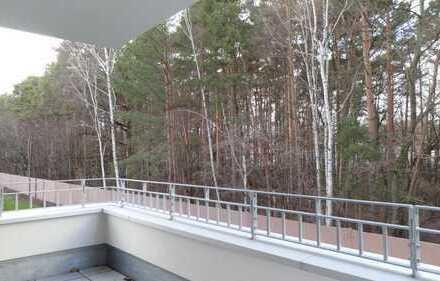 Großer Balkon - Traumwohnung.