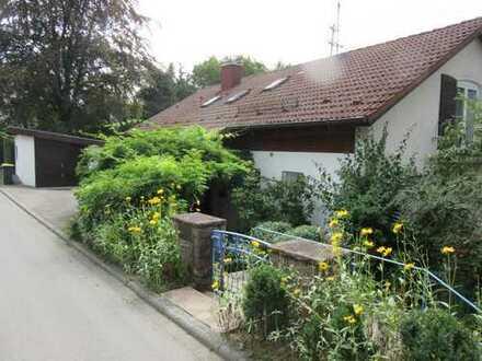 Ein besonderes Wohnerlebnis bietet dieses charmante Wohnhaus in Bad Teinach-Zavelstein!