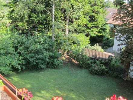 Sonnige 3 Zi.-Wohnung mit Balkon in Schondorf
