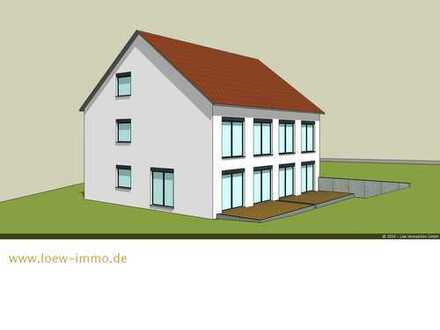 Letzte moderne und sonnige Doppelhaushälfte in sehr ruhiger Lage!!!!