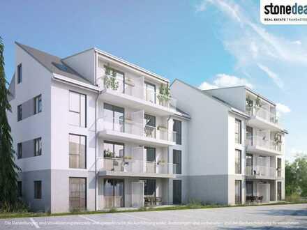 Neubau - Wohnen direkt am Wiesent-Ufer